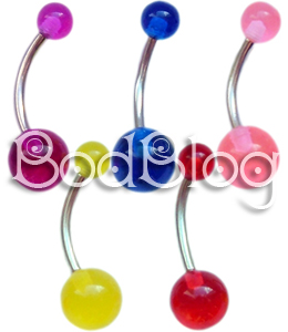 UV Belly Bars