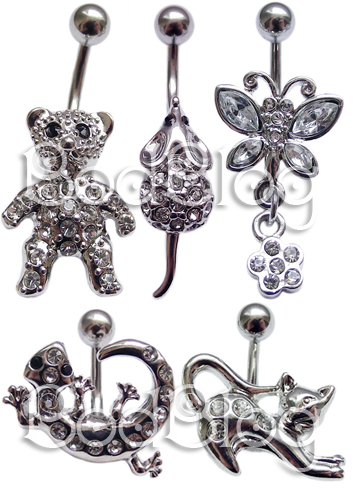 Steel Animal Belly Bars