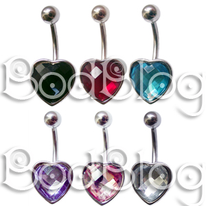 Heart Belly Bars