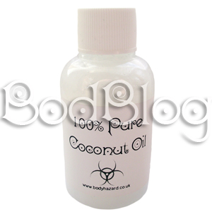 Cold Pressed Coconut Oil 50ml