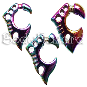 Rainbow Tribal Hooks